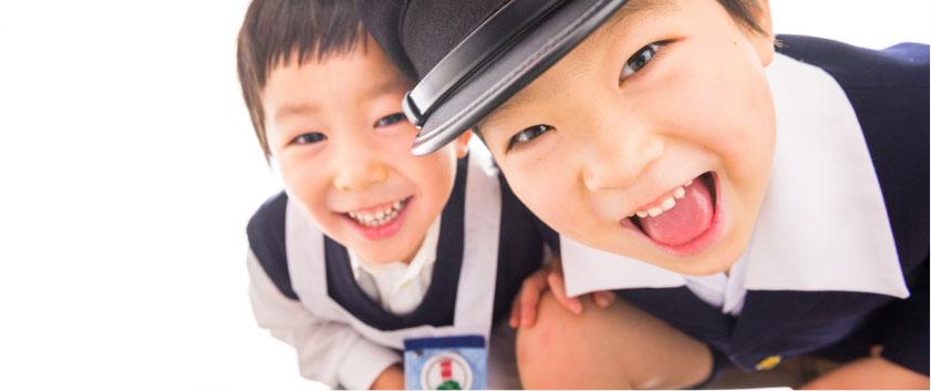 入学式写真